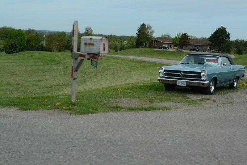 drive to bruce peninsula national park