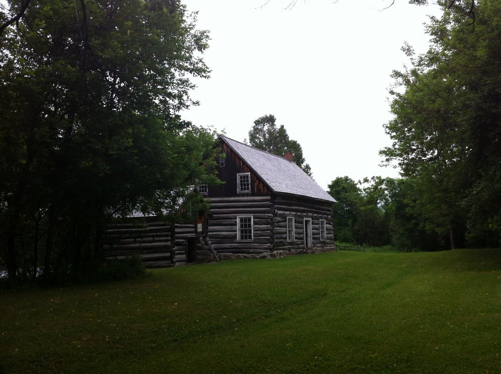 McParlan House in McParlan Loop Trail