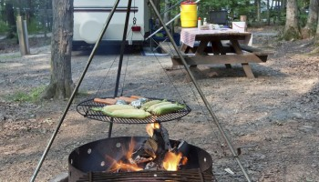food hacks - camping - tips