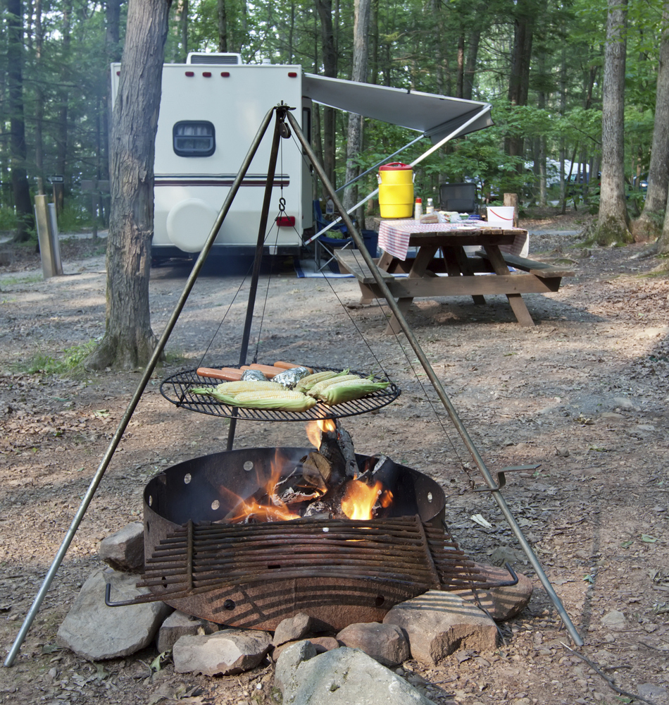 food hacks - camping - tips