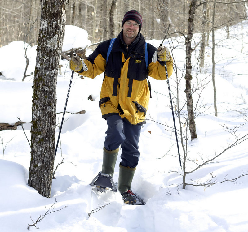 picking the right snowshoe