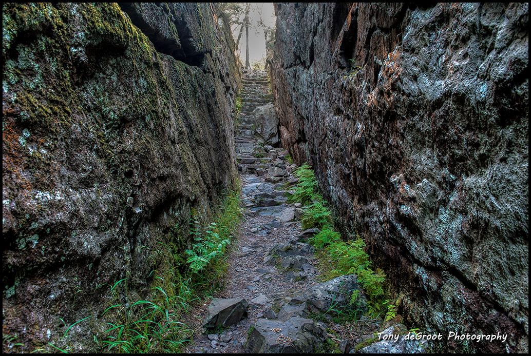 Agawa Rock Trail