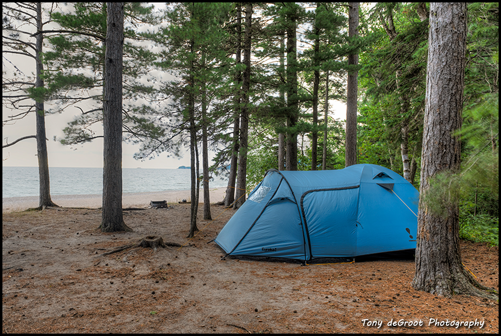 Agawa Bay Campground