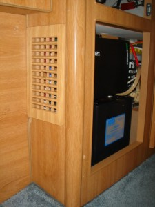 RV Maintenance - checking electrical systems