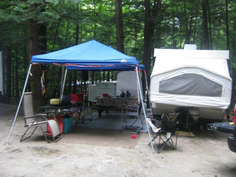 Lake George Campground - Adirondack Camping Village