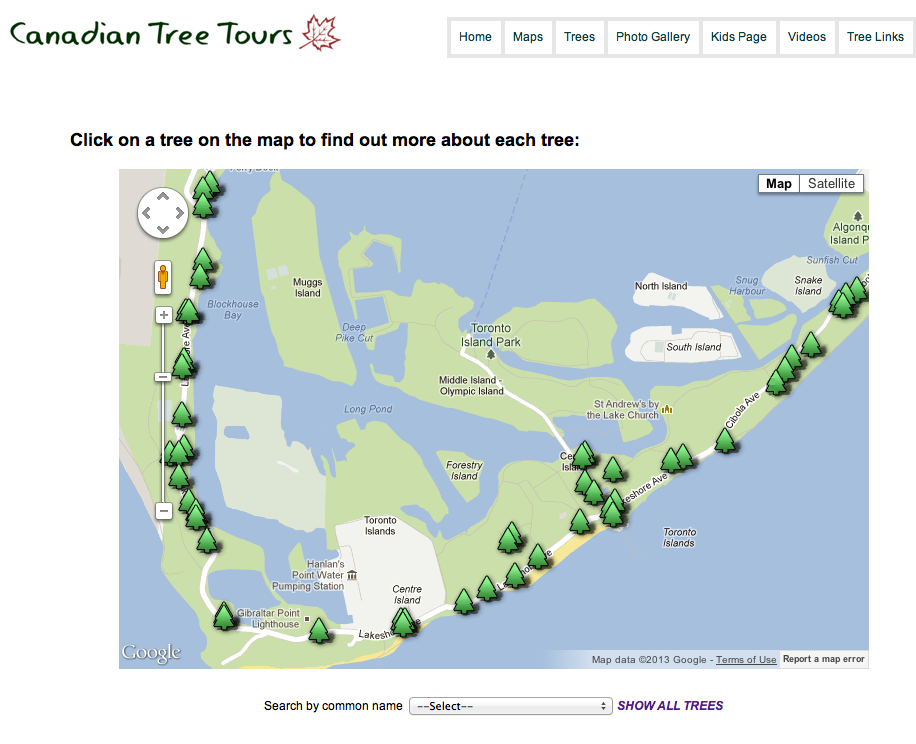 Canadian-tree-tours-map