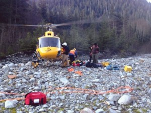 rescue_stranded hikers