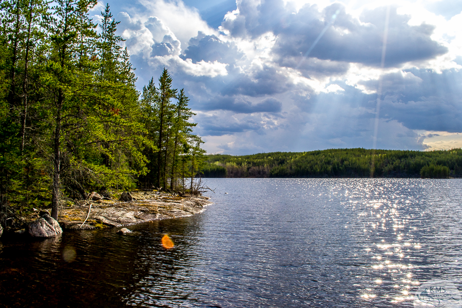Thicketwood Lake, Woodland Caribou Provincial Park