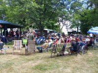 Long Beach Conservation Area - Ontario Bolerama - Group camping event