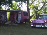 Long Beach Conservation Area - Ontario Bolerama - Vintage trailers