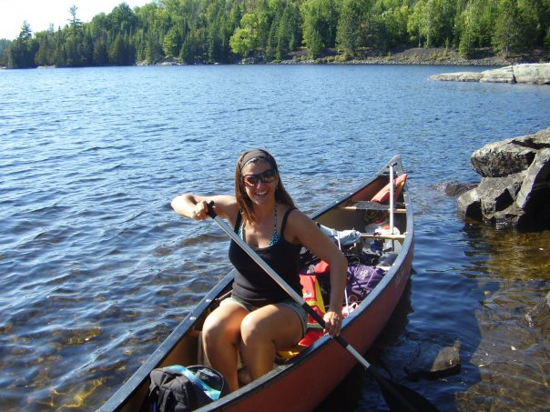 Camper Christina - Galeairy Lake, Algonquin