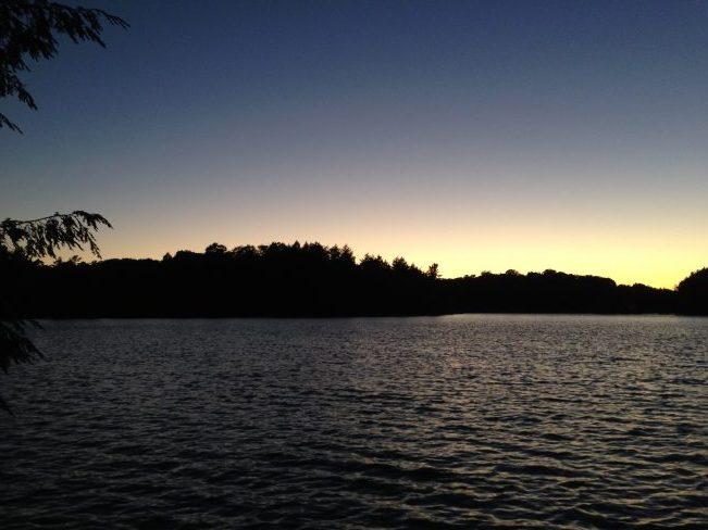 Oastler Lake Provincial Park