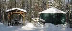 macgregor winter yurt