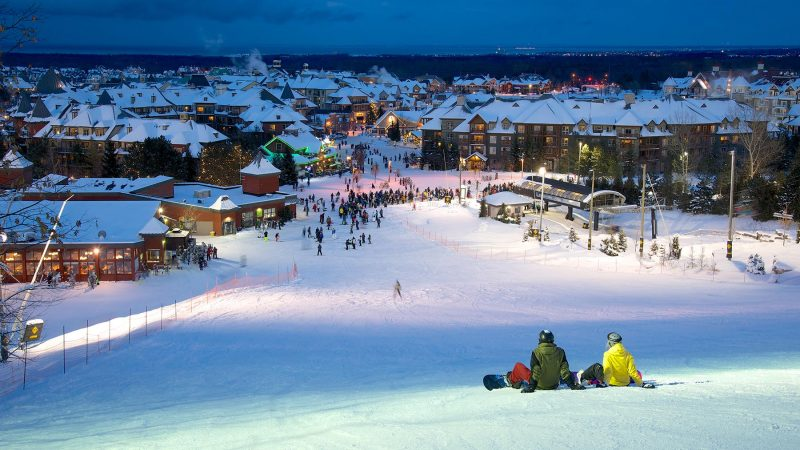 ontario's best ski resorts