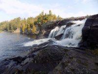 High Falls in the Muskoka Lakes - RV Destination