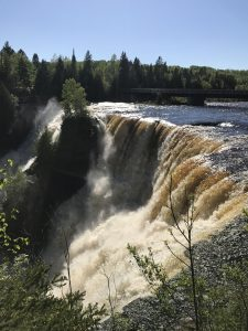 Kakabeka provincial park RV destination