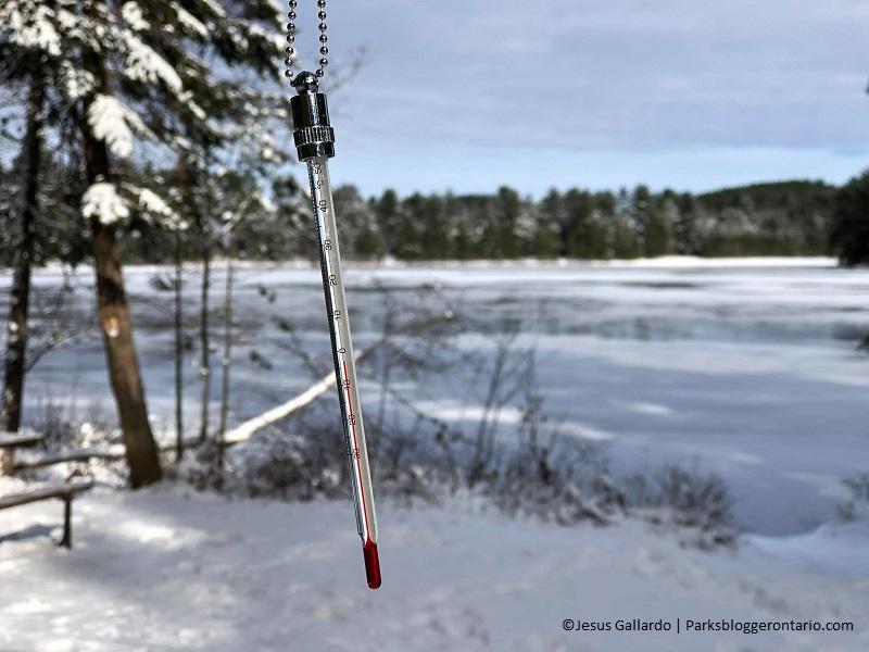 Winter Camping Algonquin Mew Lake 2 - Jesus Gallardo - Parks Blogger