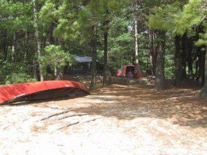 Achray Campground, Algonquin
